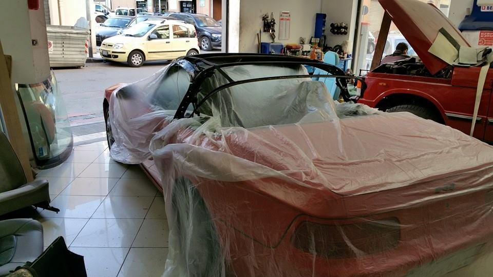 New Car - centro installazione, riparazione cristalli e tappezzeria